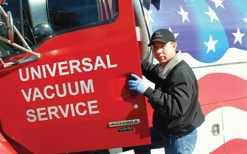 Jimmie Deal - Owner Of Universal Vacuum Service